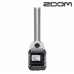 19 [ZOOM] ZOOM F1-SP 샷건 마이크 오디오 레코더